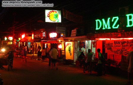 Angeles City Bars