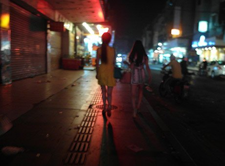 Changping sex workers